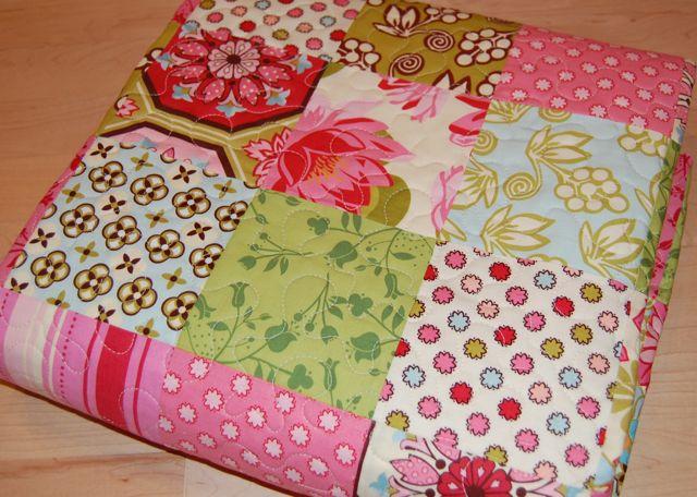 Blossom folded