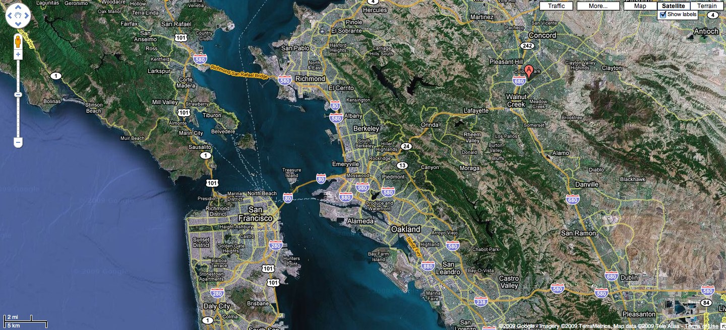 Looking for Golden Gate Quilts on a satellite map Golden Gate Quilts