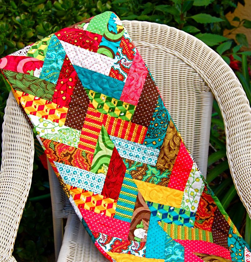 Golden Gate Quilts: June 14, 2009 - June 20, 2009 : french braid quilt free pattern - Adamdwight.com